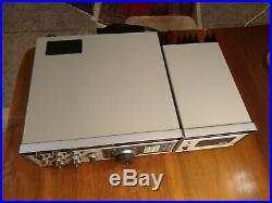 Ten-Tec Omni Vi Plus (model 564) and power supply speaker