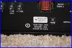 Ten Tec Orion II Orion 2 Model 566 HF Ham Transceiver in Very Good Condition