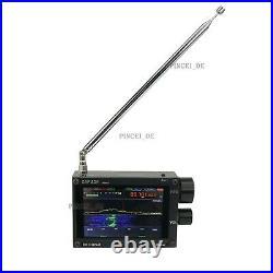Thicker Malachite DSP SDR Receiver 3.5 50KHz-200MHz Malahit SDR Shortwave New