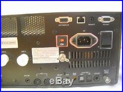 U1053 Used Icom IC-7700 200W HF+6M Transceiver Ham Radio Warranty MTC Auctions