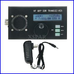 USDX QCX To SSB HF QRP SDR Transceiver 8-Band 5W with DSP SDR Function For Radio