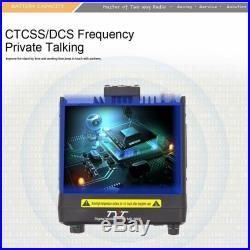 US TYT MD-9600 DMR V/UHF Car Mobile Radio Digital Transceiver 50/25W LCD Display