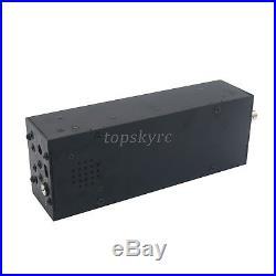V0.6 RTC MOD CLOCK 10W 0.5-30M RS-929 QRP SDR Transceiver CW AM SSB 300Hz-10Khz