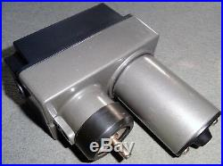 Vakuum Kondensator aus Ukraine, Magnetloop, HF Verstärkerbau, Antennentuner
