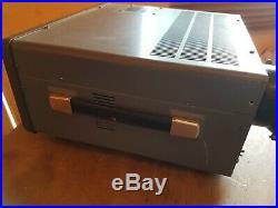 Vintage Yaesu FT 101ZD Hf Ham Radio Transceiver. WORKING GOOD