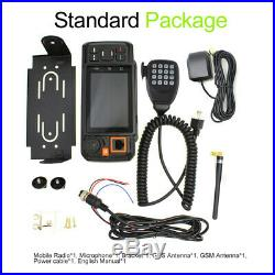 W2 N60 3G/WiFi/ Real PTT Zello PandaPTT Network Radio US Ver Senhaix Anysecu