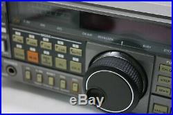 Work Kenwood TS-711D 25W Ham Radio 2-Meter All-Mode Transceiver #1503