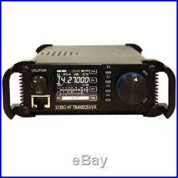 X108G 0.5-30MHz 1-20w HF SSB CW Amateur Radio Transceiver HAM EMISORA TP TM