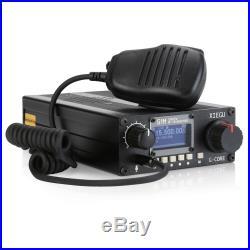 XIEGU G1M Quad Band HF Transceiver QRP ShortWave 5W SSB CW (0.5-30) Mobile Radio