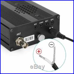 XIEGU G1M Quad Band HF Transceiver QRP ShortWave 5W SSB CW AM Mobile SDR Radio