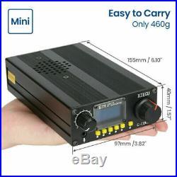 XIEGU G1M SDR HF Transceiver + portable bag/ Ham QRP Amateur Radio SSB/CWithAM