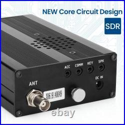 Xiegu G1M QRP Short-Wave 5W SSB CW 0.5-30MHz Car Radio Quad Band HF Transceiver