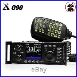 Xiegu G90 QRP SDR 20W SSB/CWithAM/FM 0.530 HF Radio Transceiver with Antenna Tuner