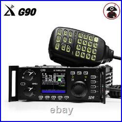 Xiegu G90 SDR Radio QRP SSB/CWithAM/FM 0.5-30 20W HF Transceiver + Antenna Tuner
