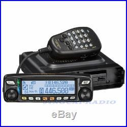 YAESU FTM-100DR/DE 50W C4FM Digital / FM Analog 2M/70CM Dual Band Mobile Radio