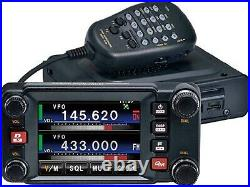 YAESU FTM-400XDH 50W 144/430MHz Dual Band (Digital/Analog) Transceiver NEW Japan
