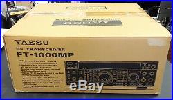 YAESU FT-1000MP Dual Frequency HF Transceiver EDSP QMB Black w Box Japan