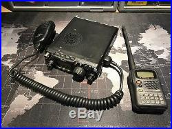 YAESU FT-817 HF144/430MHz Ham Radio USED plus FREE VX-5