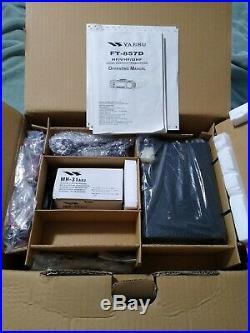 YAESU FT-857D All Mode Transceiver HF/VHF/UHF