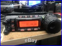 YAESU FT-857 Radio Transceiver VHF UHF HF Mobile