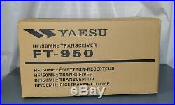 YAESU FT-950 HF TRANSCEIVER! NICE With ORIGINAL BOX