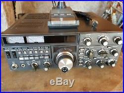 Yaesu FT102 HF Ham Radio Transceiver, FC 102 Antenna Tuner, FV 102DM Digital VFO
