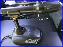 Yaesu FTDX 1200 Amateur Radio HF Transceiver with MD-100 desk mic, FFT-1 card