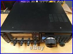Yaesu FTDX 1200 Amateur Radio HF Transceiver with Original Box, Manual, Etc