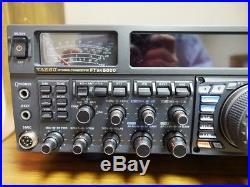 Yaesu FTDX 5000 HF/6 Meter All-Mode DSP Amateur transceiver