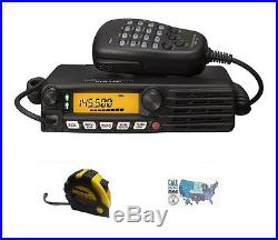 Yaesu FTM-3100R VHF 65W FM Mobile Transceiver with FREE Radiowavz Antenna Tape