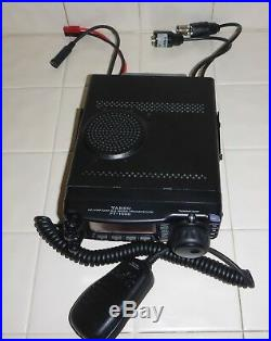 Yaesu FT-100D HF/VHF/UHF Radio Transceiver