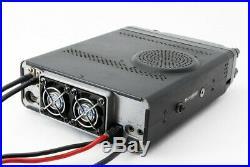 Yaesu FT-100D HF VHF UHF ham radio transceiver 25 amp switching power supply