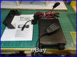 Yaesu FT-100 HF/VHF Transceiver