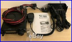 Yaesu FT-100 HF/VHF/UHF Mobile Transceiver