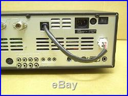 Yaesu FT-2000 HF/6 100W Transceiver SN 3D960021
