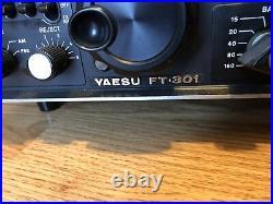 Yaesu FT-301 HF Transceiver For Ham Radio