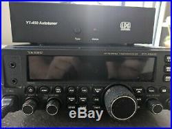 Yaesu FT-450D HF 50MHz Ham Radio Transceiver with tuner