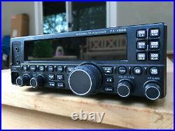 Yaesu FT-450D HF / 50Mhz 6 Meter Ham Radio Transceiver