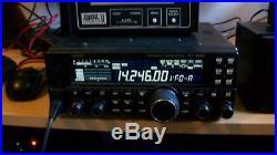 Yaesu FT-450D HF/50 Ham Radio Transceiver with Auto Tuner VERY NICE CONDTION