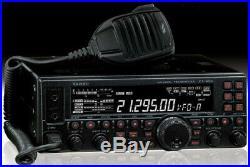 Yaesu FT-450 Base Station Radio Transceiver 100W HF/6M Ham Radio