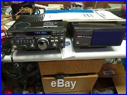 Yaesu FT-757 GX Amateur Radio Transceiver with Power Supply & Box
