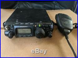 Yaesu FT-818ND QRP All-band All-mode transceiver with LDG Z817 Autotuner