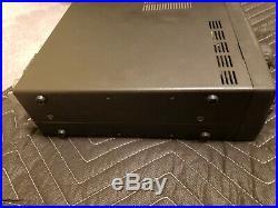 Yaesu FT-847 HF, 6m & Satellite 2m 70cm Ham Radio with Inrad Filters