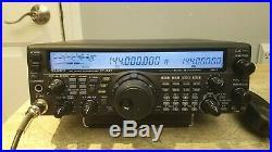 Yaesu FT-847 HF VHF UHF All Mode Transceiver MUST C THIS ONE MY OTHER HAM RADIO