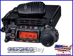 Yaesu FT-857D Amateur Radio Transceiver HF, VHF, UHF All-Mode 100W ft857d 857D