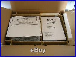 Yaesu FT-857D HF/VHF/UHF transceiver. New in Box