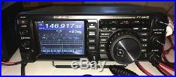Yaesu FT-991A HF/VHF/UHF All Mode Transceiver HAM Radio and Accessory Bundle