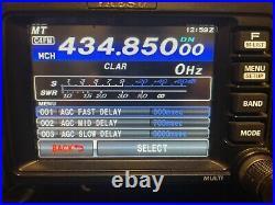 Yaesu FT-991 Multimode Portable Transciever HF VHF UHF with Speaker HAM Radio