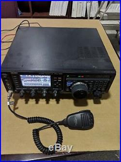Yaesu FT-DX1200 HF 100W & FFT-1 Board