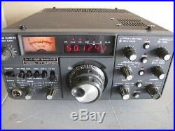 Yaesu Ft-625 6 Meter All Mode Transceiver Nice Condition